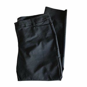Eloquii Womens Pants 18R Black Career Work Dress